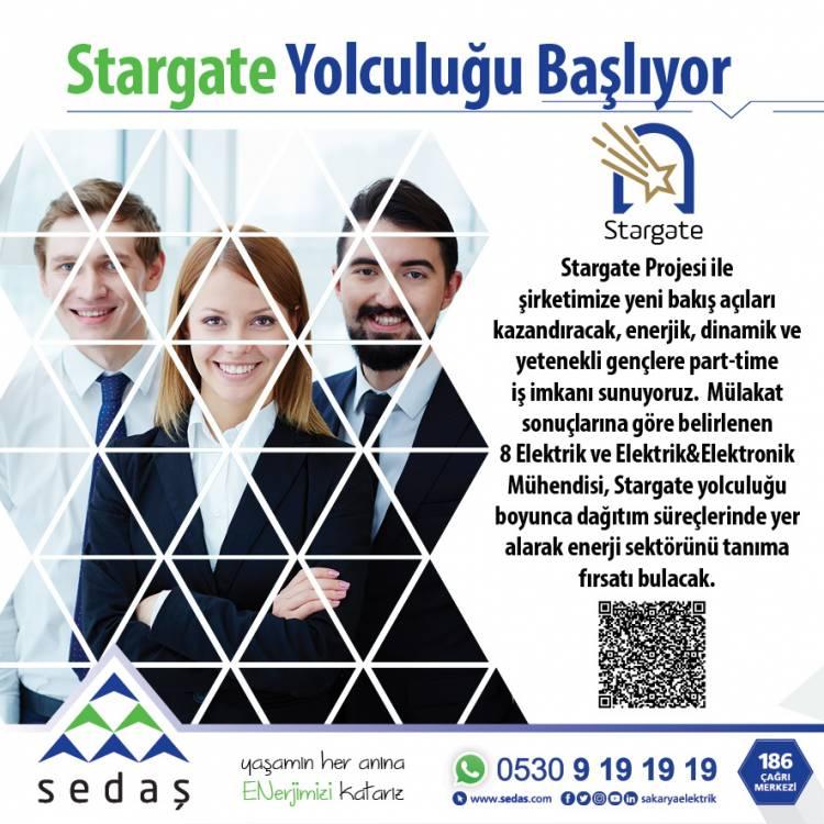 SEDAŞ STARGATE Projesi